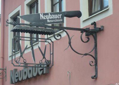 Ausleger von Ringler Metallbau in Ansbach