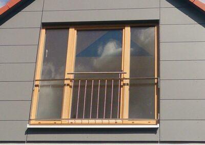 Französischer Balkon von Ringler Metallbau