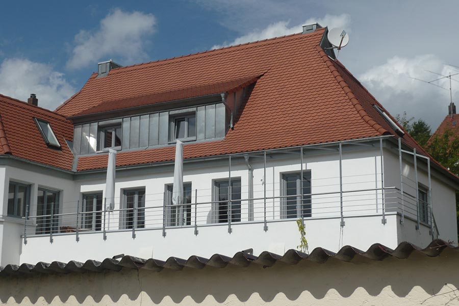 Balkon von Ringler Metallbau