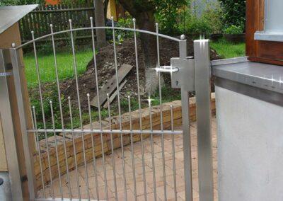 Moderne Gartentür von Ringler aus Ansbach
